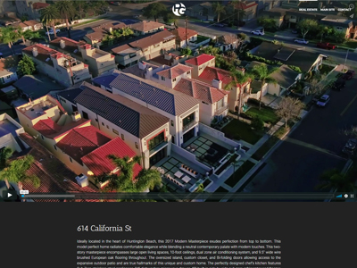 the plaza group real estate page video